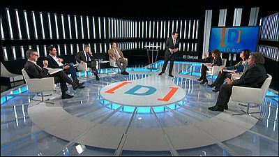 El Debat de La 1 - Les propostes dels candidats catalans per el 26J - Avan�