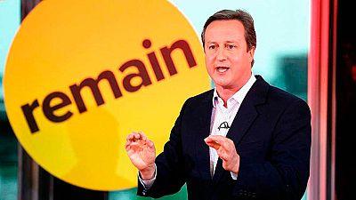 David Cameron viaja a Gibraltar para hacer campa�a contra el 'Brexit'