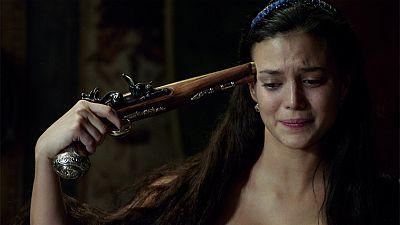 �guila Roja - Irene se suicida tras descubrir que Hern�n es su hermano