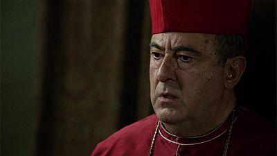 �guila Roja - El Cardenal descubre que cas� a Irene con su hermano