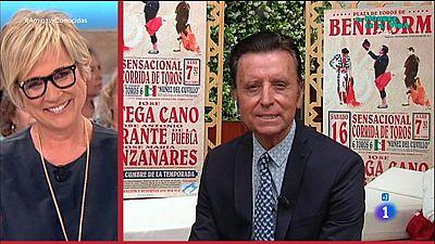 Ortega Cano vuelve a los ruedos en Benidorm