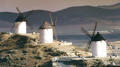 A vista de p�jaro - La Mancha (I)