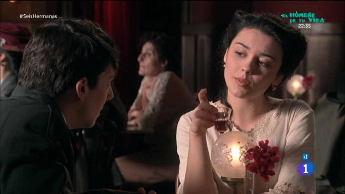 Seis Hermanas - Elisa le ofrece a Carlos ser su amante
