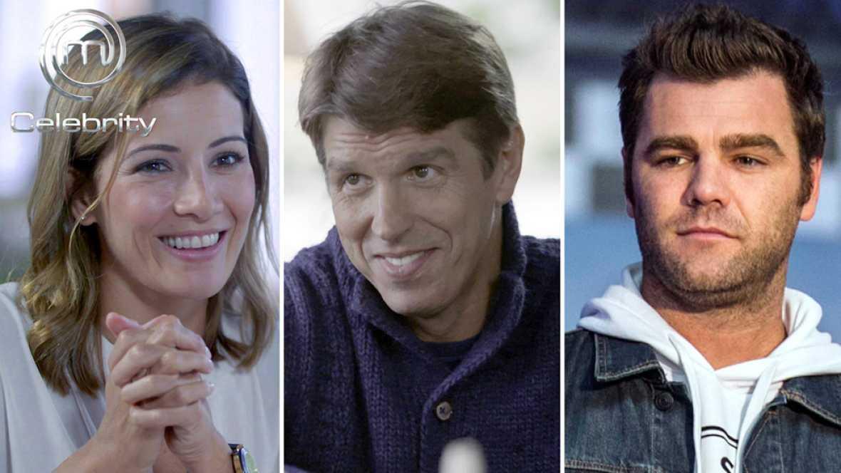 España Directo - Fonsi Nieto, concursante de MasterChef Celebrity