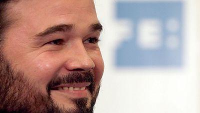 Rufián (ERC) critica que Pablo Iglesias olvide la línea roja del referéndum