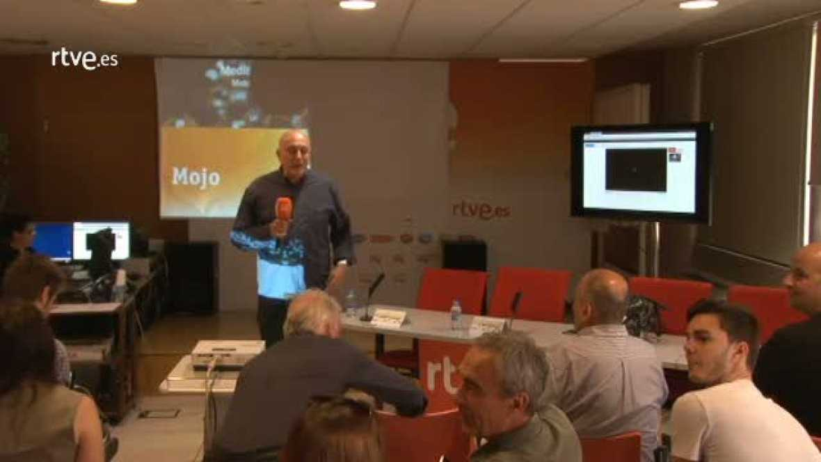 "OI2 - Presentación última jornada ""Mobile Journalism"""