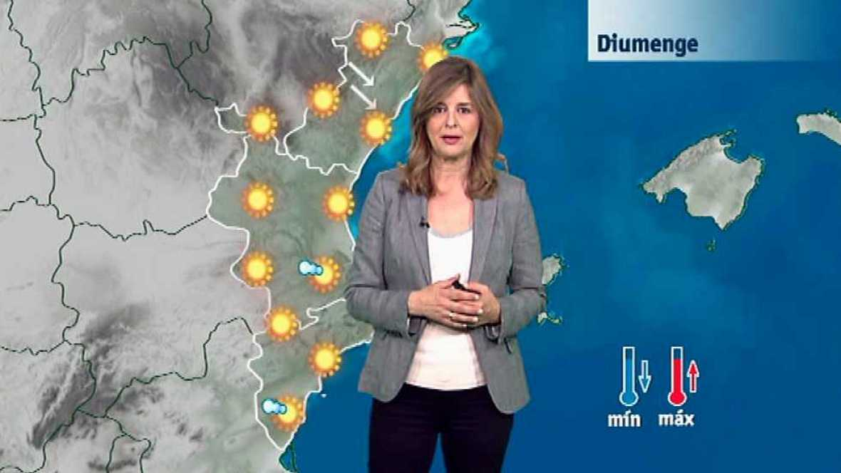 El tiempo en la Comunidad Valenciana - 17/06/16 - ver ahora