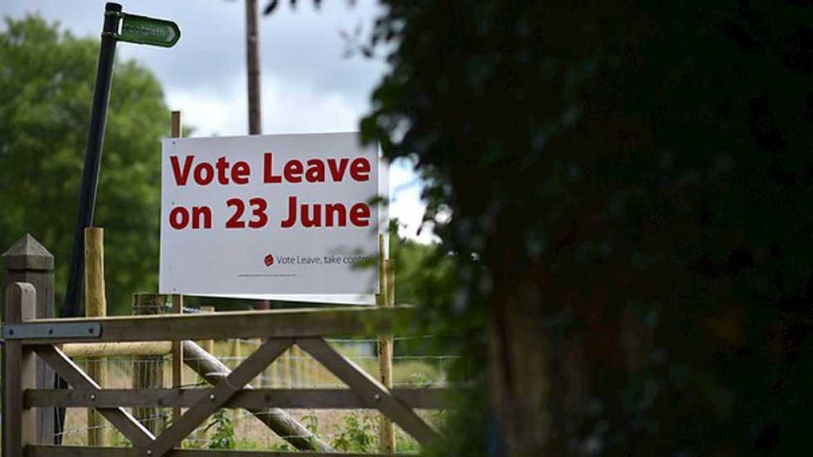 Los partidos suspenden hasta mañana los actos de campaña por el referéndum tras el asesinato de Jo Cox