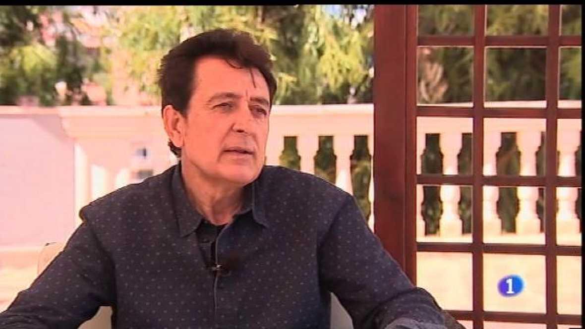 Manolo García, a Palma