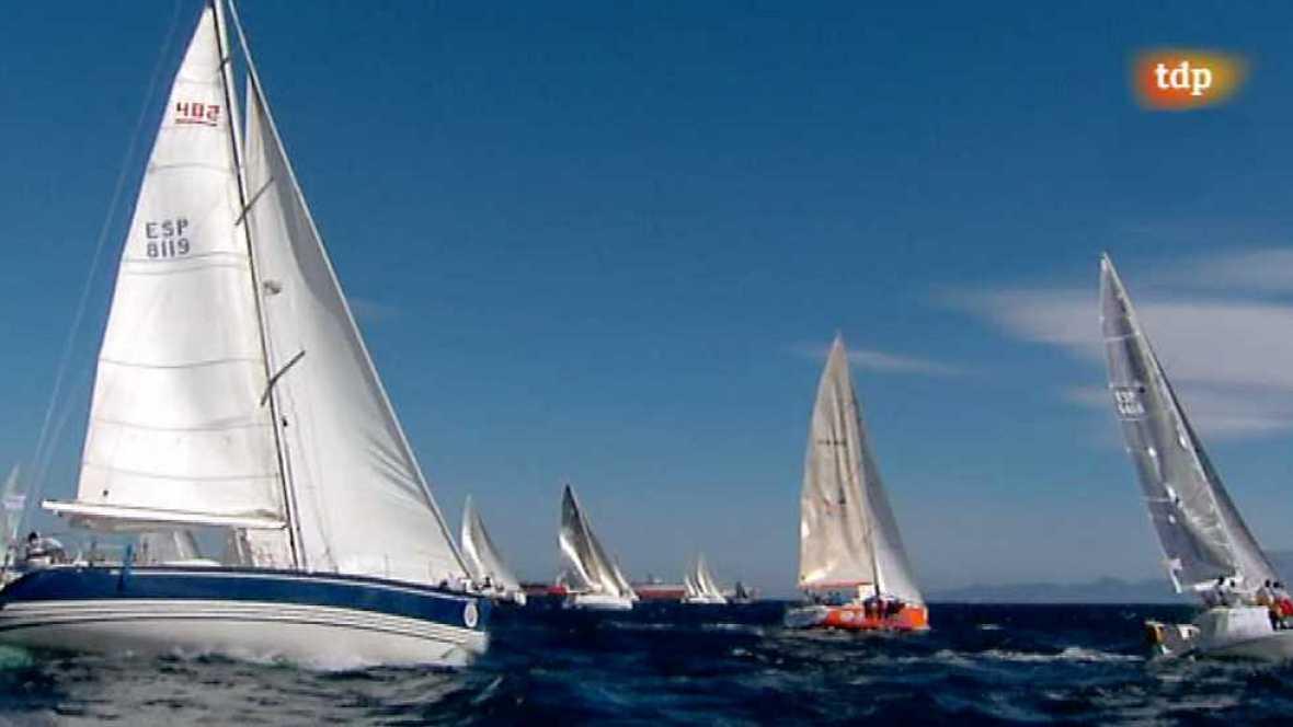 Vela - Strait Challenge Algeciras/Ceuta y Mundial PWA Surf - ver ahora