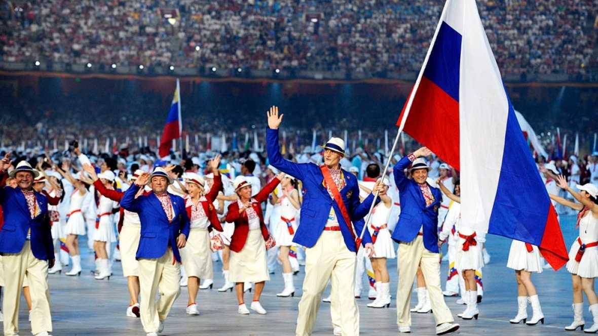 El dopaje deja a Rusia sin atletas en Río 2016