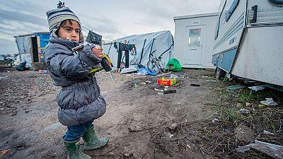 Unicef denuncia que en Calais hay menores refugiados forzados a delinquir y a prostituirse