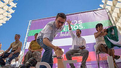 """Podemos asegura que ganarán con """"deportividad"""" al Partido Popular"""