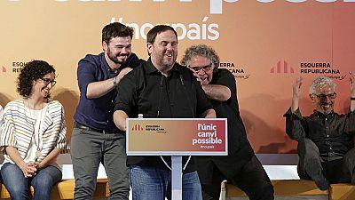 ERC afirma que han perdido su confianza en Iglesias y piden su apoyo a los votantes de la CUP