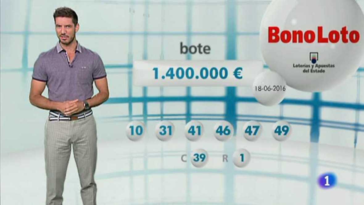 Bonoloto+Primitiva - 18/06/16 - ver ahora