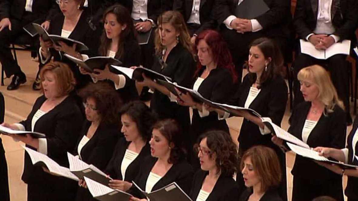 Los conciertos de La 2 - Coro RTVE Nº 4 (parte 2) - ver ahora