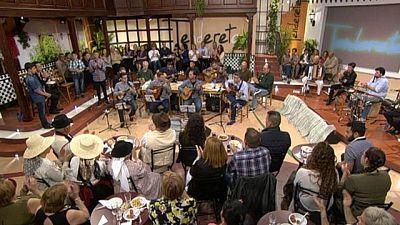 Tenderete - 19/06/2016 con ni�os y j�venes solistas