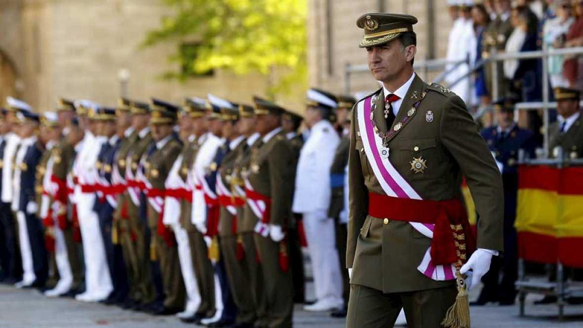Se cumplen dos años de la proclamación de Felipe VI