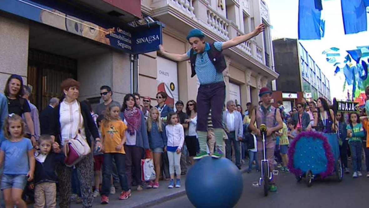 Guadalajara disfruta durante el fin de semana de un maratón de cuentos