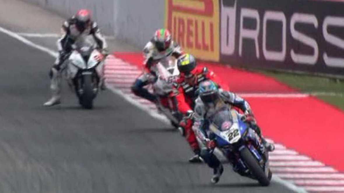 Motociclismo - Campeonato del Mundo Superbike. WSBK 2ª carrera. Prueba Misano - ver ahora