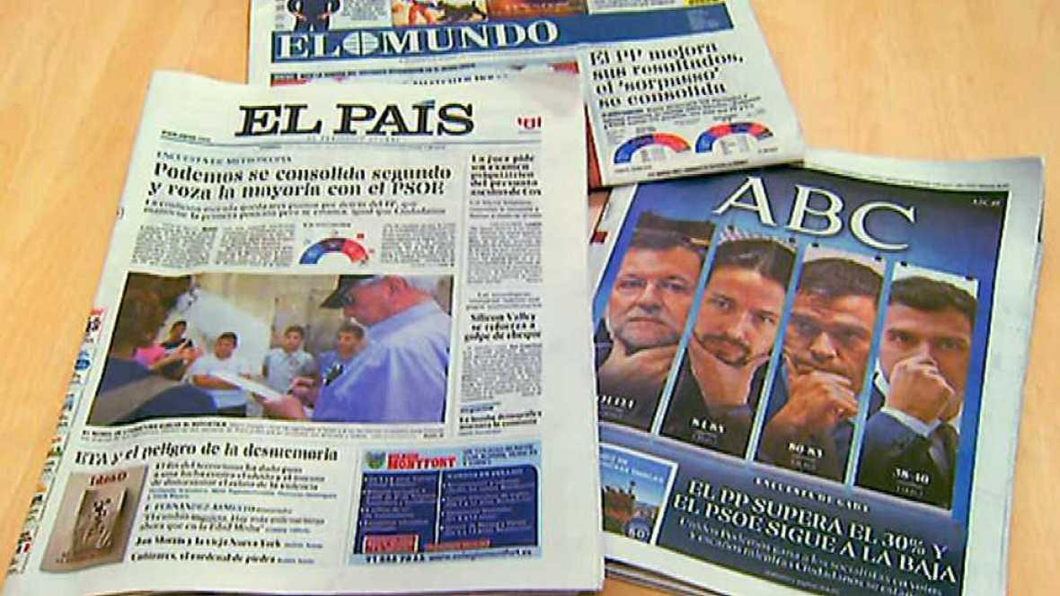 Telediario - 21 horas - 19/06/16 - ver ahora