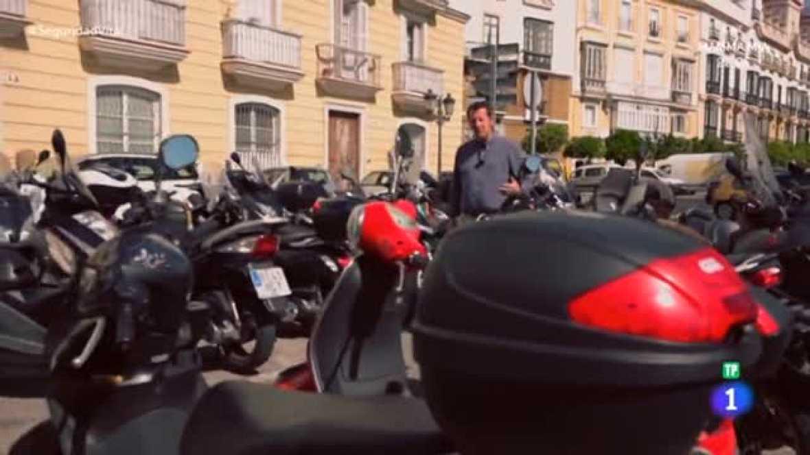 Matriculación y siniestralidad de motocicletas