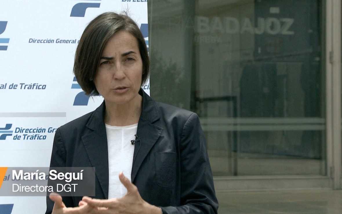 María Seguí, directora de la DGT