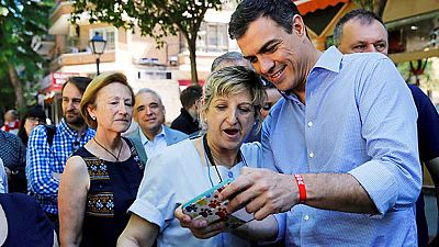 Sánchez descarta apoyar la investidura de Rajoy y también hacer presidente a Iglesias