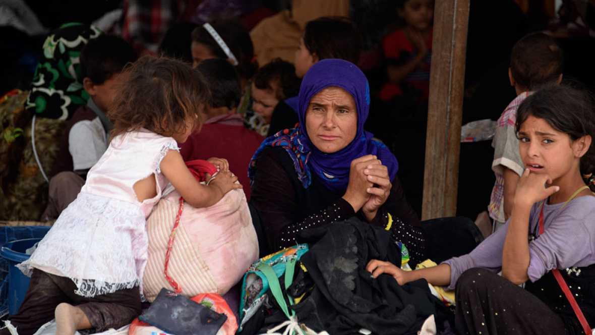Dramático récord en el día mundial del refugiado