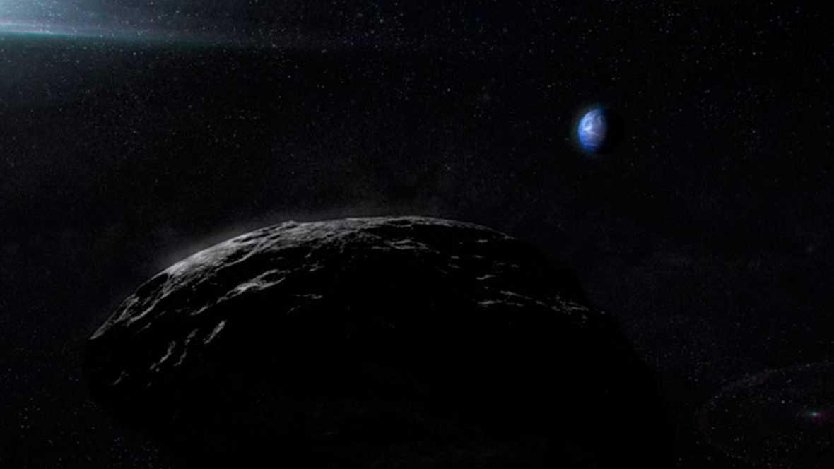 La industria minera del futuro podría tener lugar en el espacio exterior