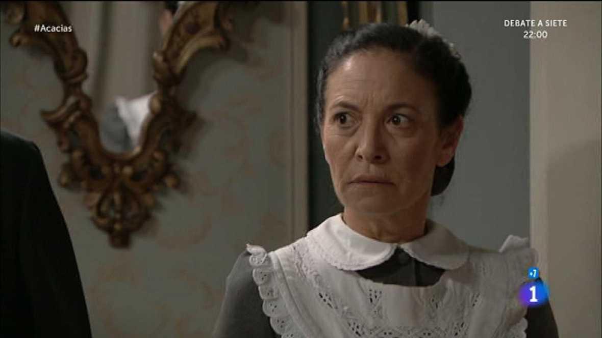 Acacias 38 - Fabiana descompuesta con las acciones de su hija Cayetana