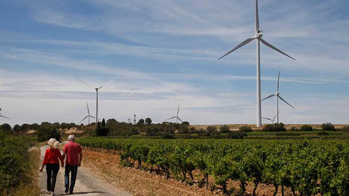 Fuerte viento en Canarias, litoral oriental andaluz y en el Estrecho