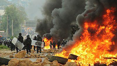 Al menos ocho muertos en México durante las protestas contra la reforma educativa