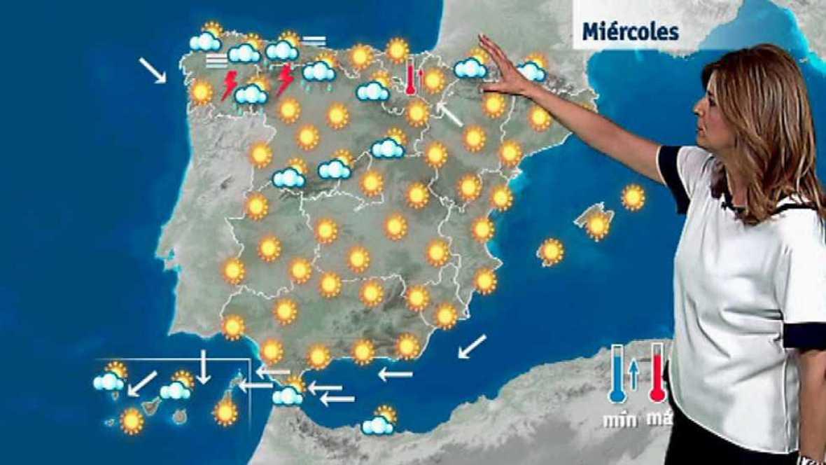El tiempo en la Comunidad Valenciana - 21/06/16 - ver ahora