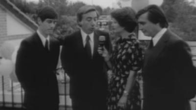 Hoy por hoy - Homenaje a Fofó en el parque de atracciones de Madrid (1976)