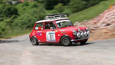 Automovilismo - Campeonato de Espa�a de Veh�culos Hist�ricos 'Rally de Asturias' - ver ahora