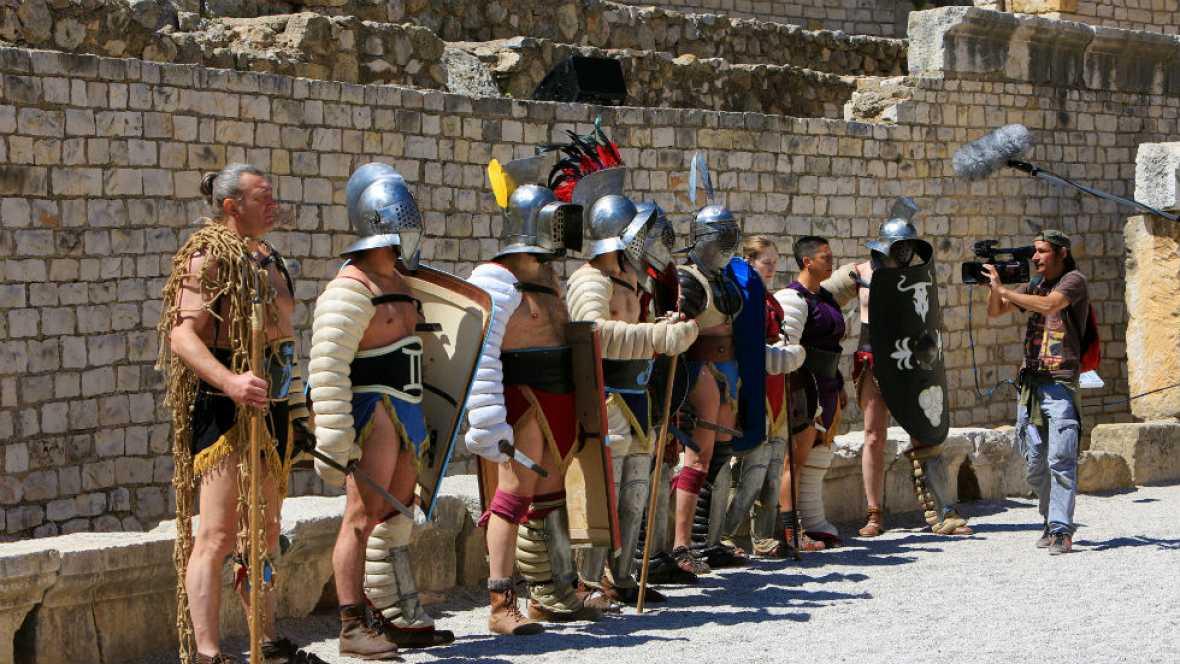Los gladiadores del siglo XXI