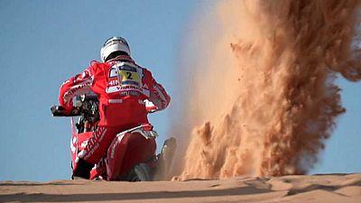 Dakar Series 2016 - Rally �frica Merzouga - ver ahora
