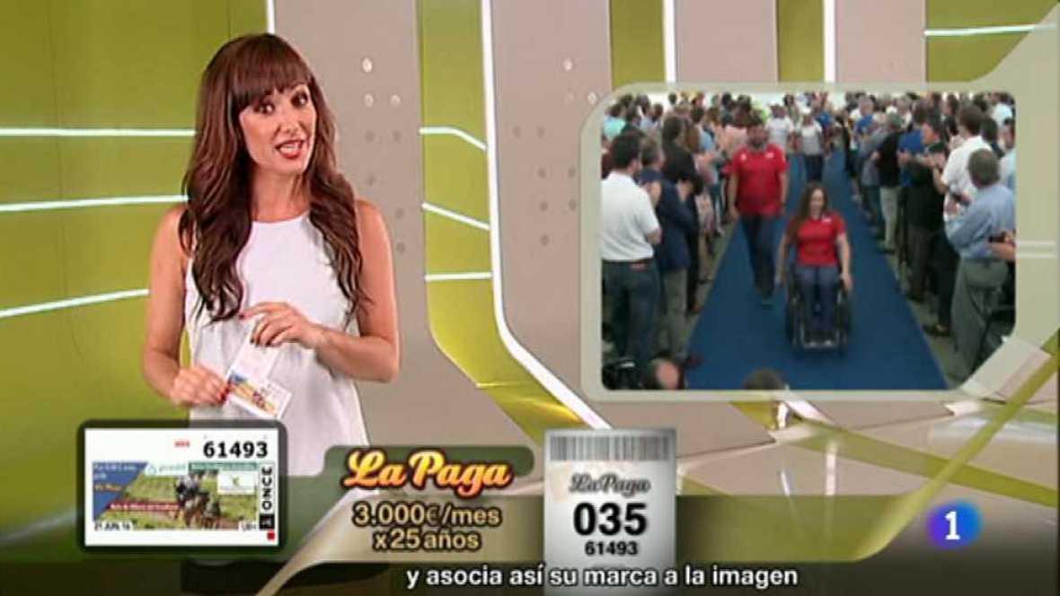 Sorteo ONCE - 21/06/16 - ver ahora