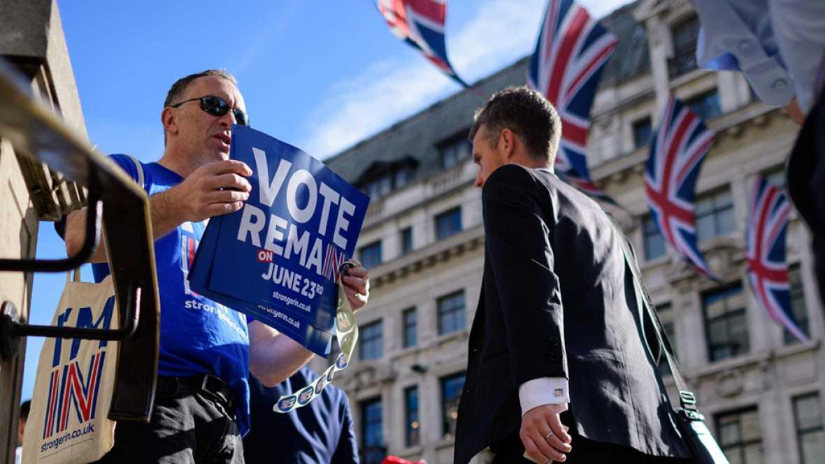 El voto de los indecisos, última palabra frente al 'Brexit'
