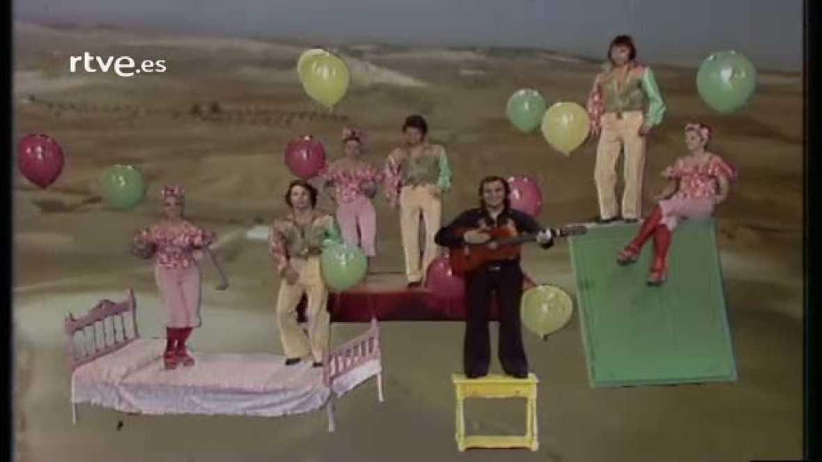Cachitos - Tu cachito entero - EL NOI - Viva Polu� (Especial Nochebuena, 1975)