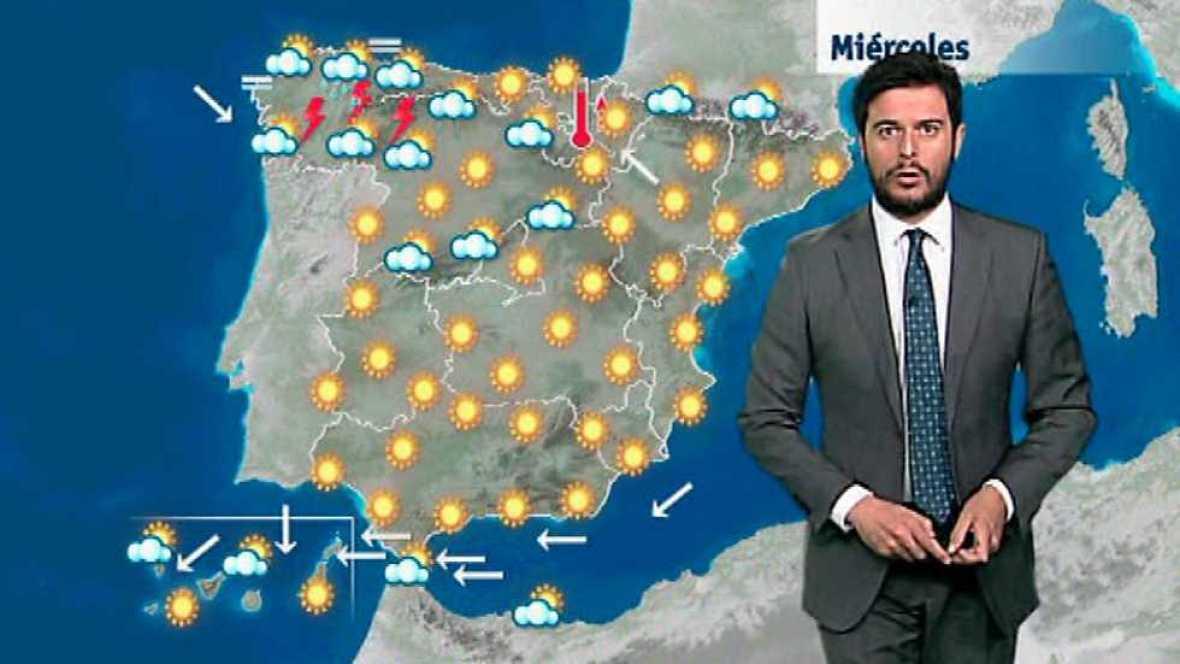 El tiempo en la Comunidad Valenciana - 22/06/16 - ver ahora
