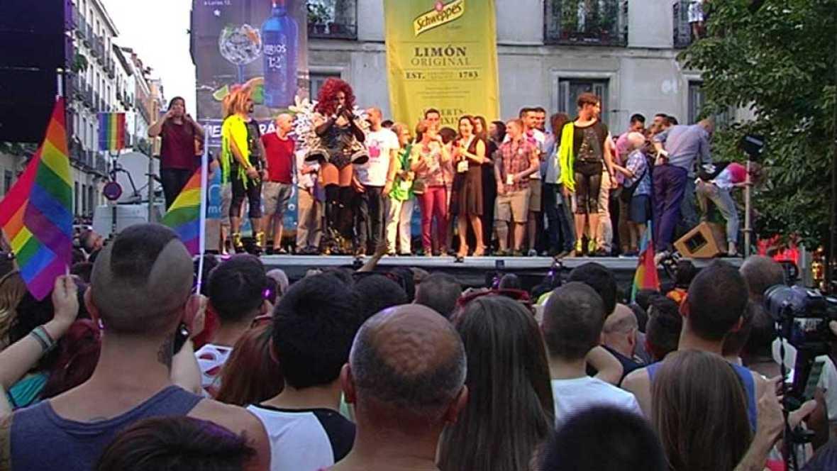 La Comunidad de Madrid en 4' - 22/06/16