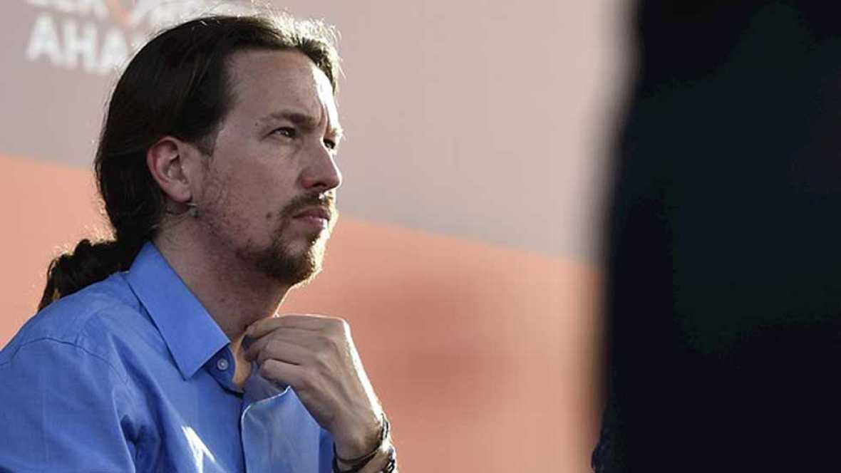La asamblea de Venezuela cita a comparecer a Pablo Iglesias e Íñigo Errejón