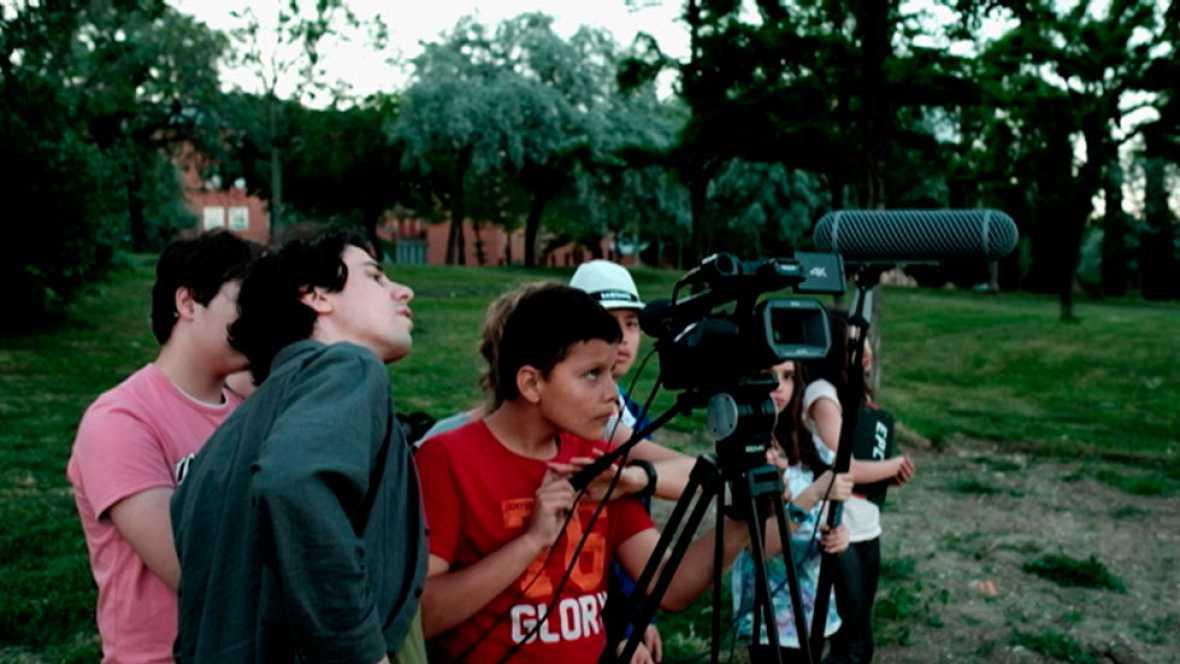 'Cine en curso', una iniciativa para enseñar historia del cine en institutos de barrio
