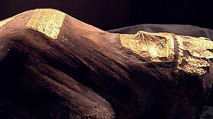 El misterio de la momia real