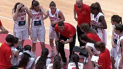 Baloncesto - Campeonato del Mundo Femenino Sub-17: España - Portugal - ver ahora