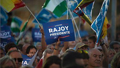 """Rajoy: """"El 26J nos jugamos la moderación contra los radicales"""""""