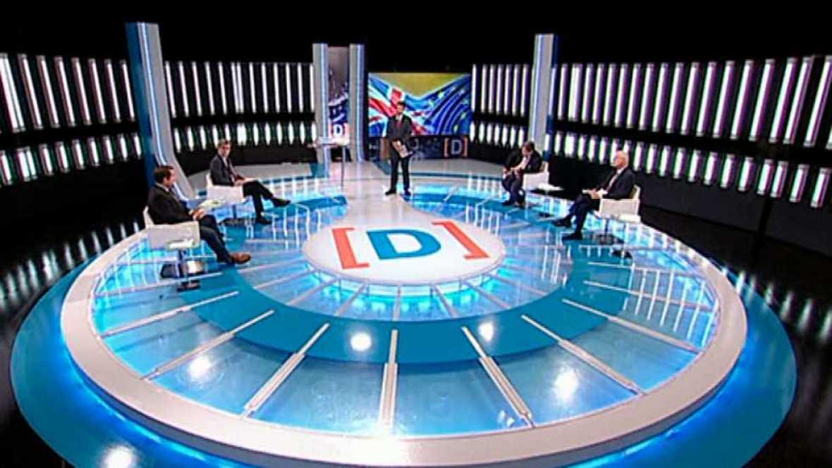 El debate de La 1 - 22/06/16 - ver ahora