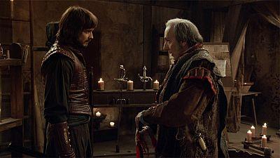 �guila Roja - Malasangre ve en Gonzalo al futuro rey de las Espa�as